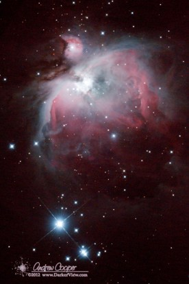 NGC1976 The Orion Nebula