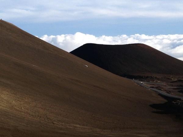 Mauna Kea Wreck