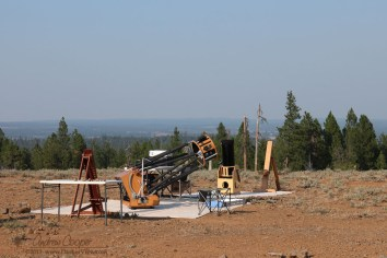 Telescopes at OSP 2013