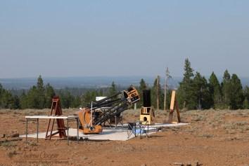 Telescopes at OSP 2013