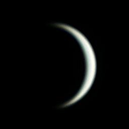 Crescent Venus