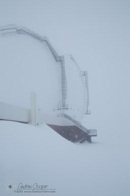Snowy Keck 1