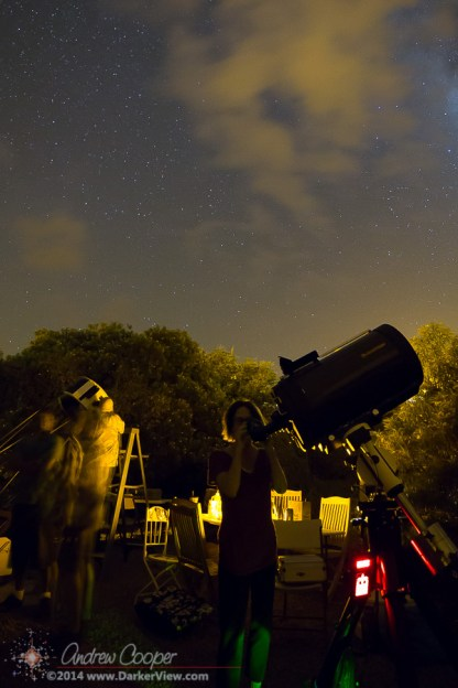 Star Party at Cliff's