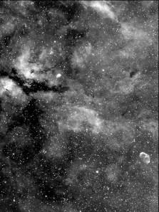 Gamma Cygni Region