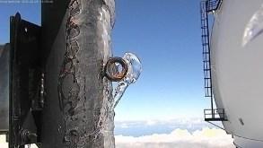 Ice on the Mast