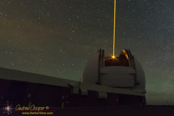 Keck 2 Laser