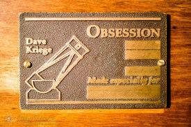 Obsession Name Plate