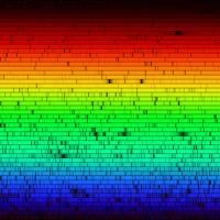 A high resolution spectrum of the Sun