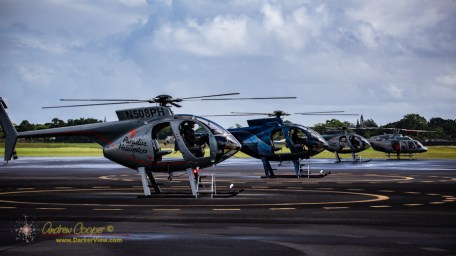 Helicopters Ready