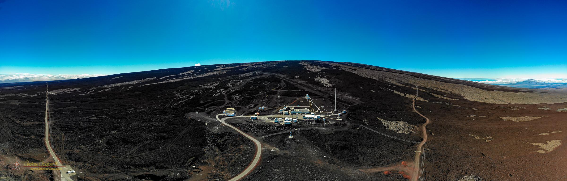 The NOAA Mauna Loa Observatory
