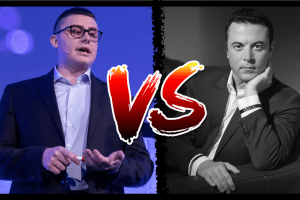Frank Merenda Versus Big Luca