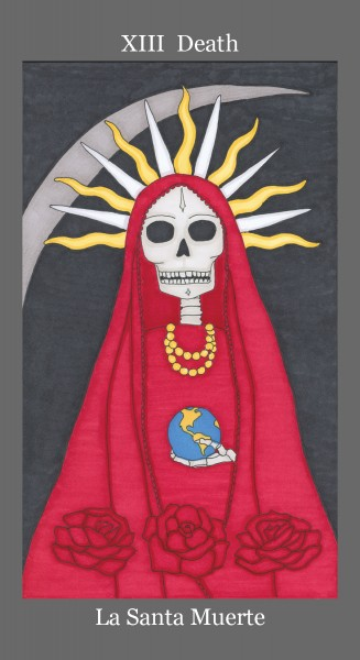 XIII - Death - La Santa Muerte