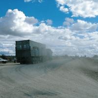 Driving in Kajiado Province