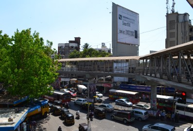 Bandra West skywalk