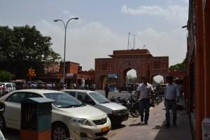 Sanganeri Gate, Pink City
