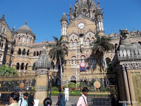 Central Railway HQ Mumbai
