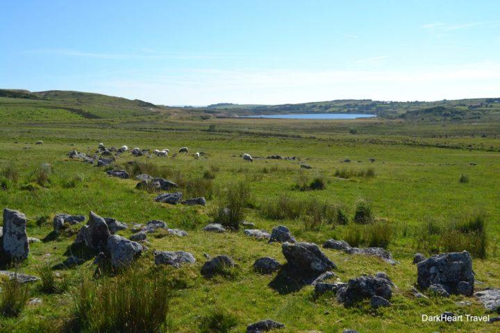 Ancient landscape Bodmin Moor
