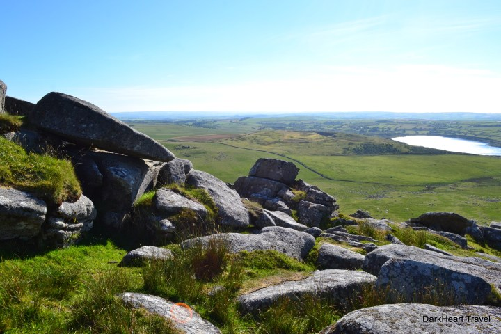 View from Rough Tor