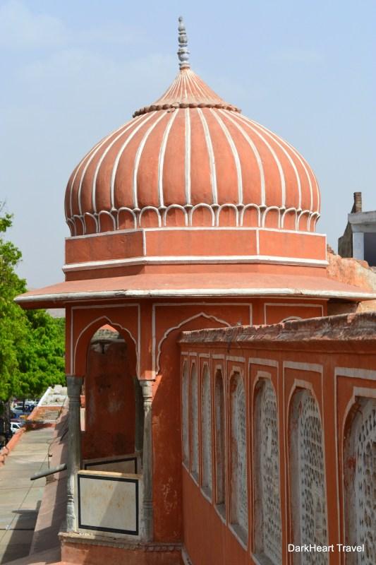 Jaipur temple alcove