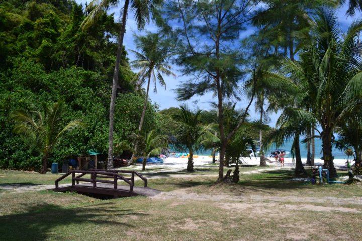 Ang Thong beach
