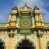 Beautiful mosques of Singapore