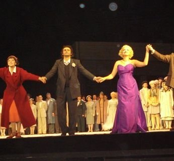 Curtain Call after Act 2