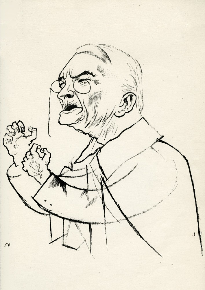 Image result for george grosz drawings