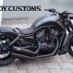 Harley Davidson Muscle Night Rod Special By Bad Boy Customs