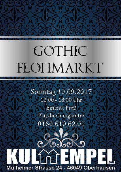 flyer Flohmarkt