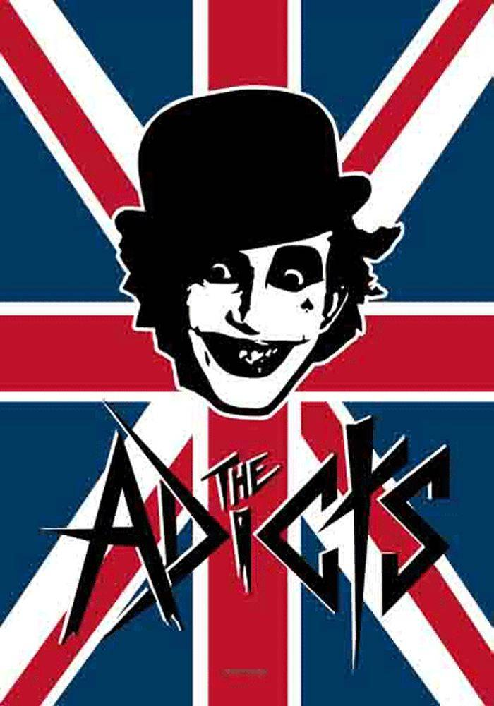the-adicts-uk-band-logo-fabric-poster-51836