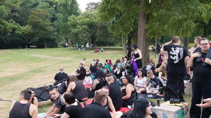 Gothic Sommer Treff Essen 2018