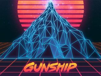 Dark All Day (feat Tim Capello & Indiana) - Gunship