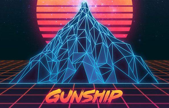 Dark All Day (feat Tim Capello & Indiana) - Gunship