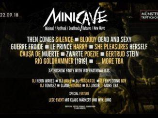 MINI CAVE 2018 - Das Festival