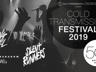 Cold Transmission Festival & Disorder Party incl. concerts