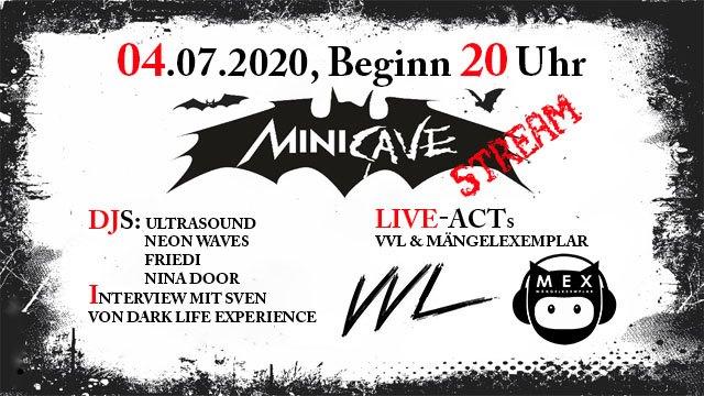Minicave Livestream