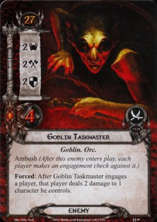 Goblin-Taskmaster