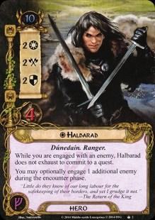 Halbarad