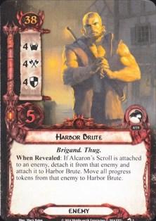 Harbor-Brute