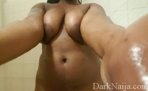 Trending Nude Photos Of Naija Lady With Big Nice Breast