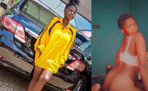 Video Of Blessing Okafor Ebony Leaked