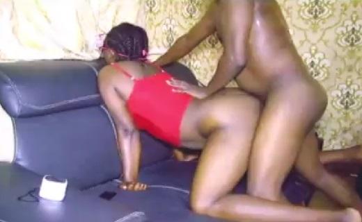 VIDEO: Naija Man Record Homemade Porn With Neighbor