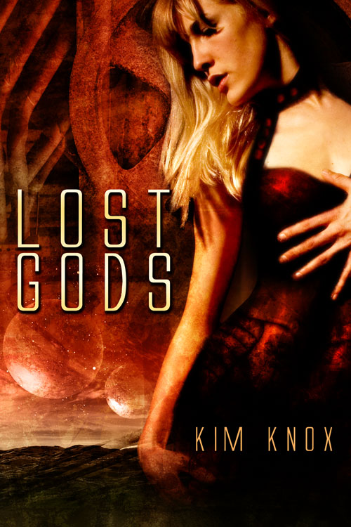 Lost Gods Cover