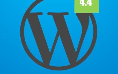 Novih 6 cool značajki u WordPressu 4.4