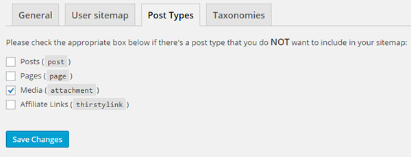 Stemapa post types