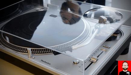 Technics' SL-1200GAE is for audiophiles, not DJs | Darko Audio