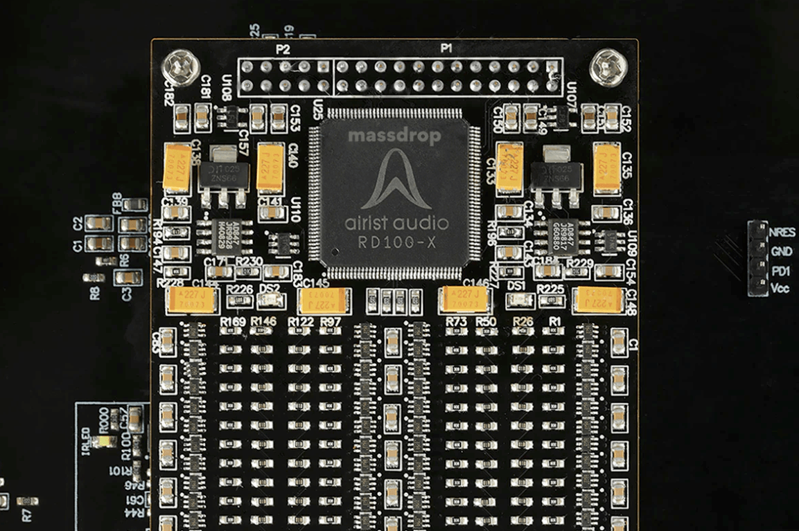Airist Audios R 2r Dac 350 Via Massdrop Working Of 4 Bit Ladder D A Converter Circuit 1 Technical Is How Dacs Were Made Before Delta Sigma Chips Swept The Majority Aside With Lower Manufacturing Costs And Power Requirements