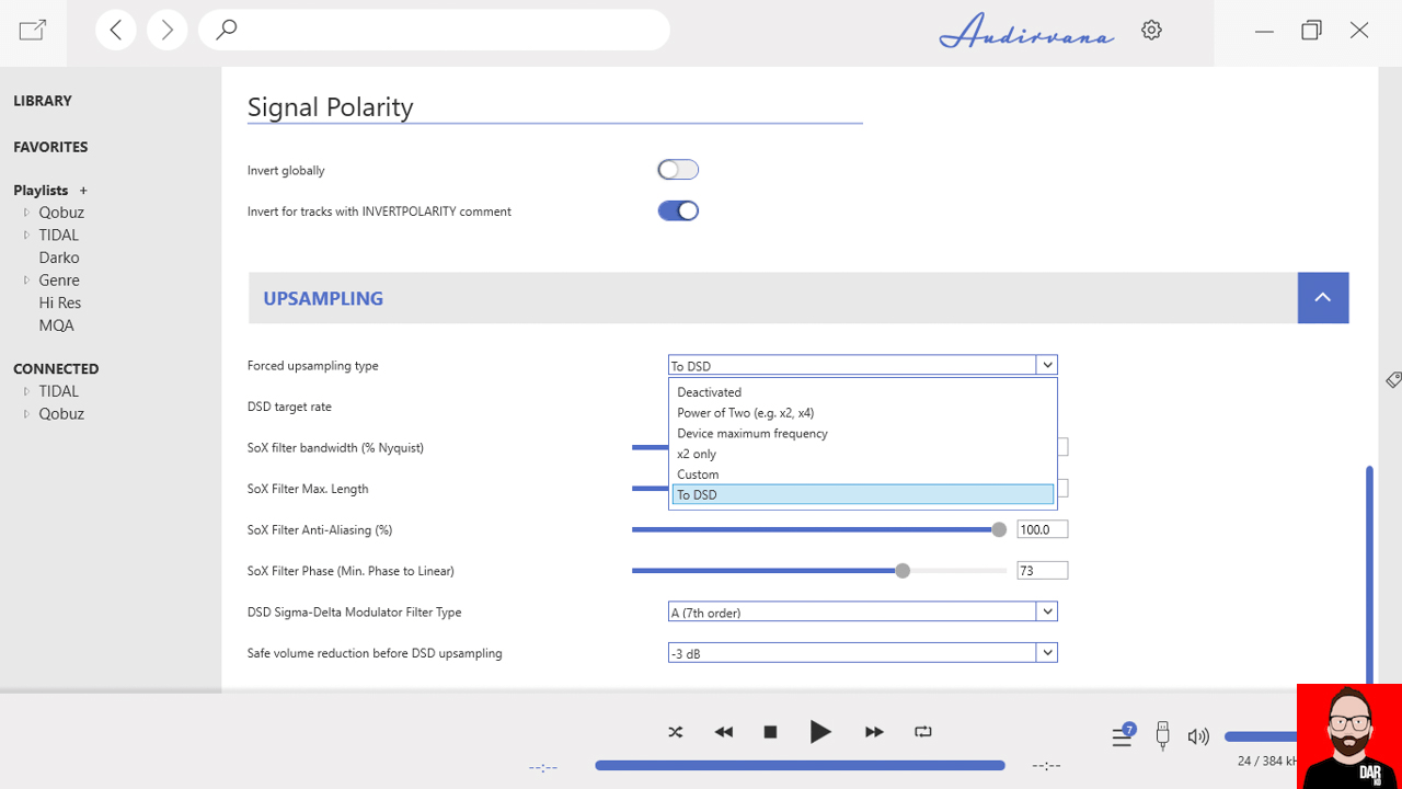 audirvana plus license file
