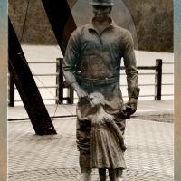 Elliot Lake Miners Memorial