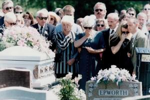 Julie Stanton funeral